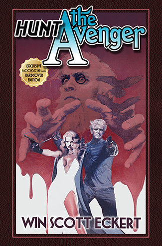 0. Hunt The Avenger hc