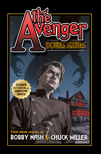 0. The Avenger: double feature novel EXC HC