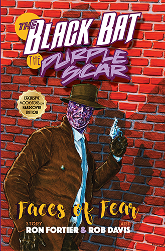 0. The Black Bat & Purple Scar HC