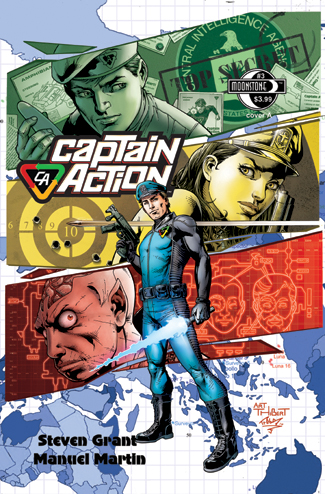 076. Captain Action Season 2, #3 (A)