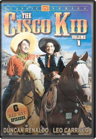 Cisco Kid vol.1 DVD