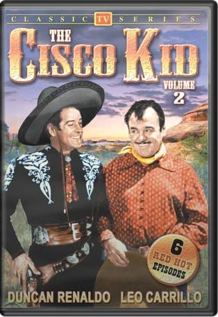 Cisco Kid vol.2 DVD