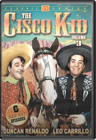 Cisco Kid vol.3 DVD