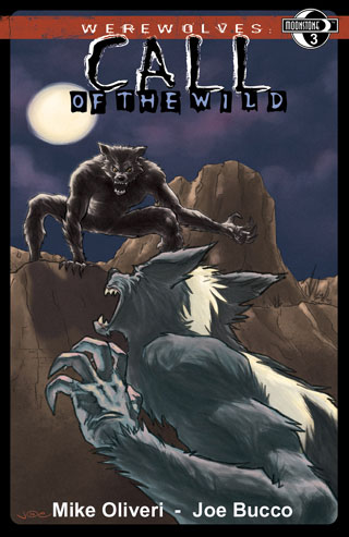 Werewolf: Call of the Wild: #3