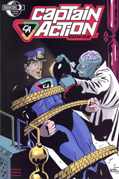 257. Captain Action: #1 (Ltd)