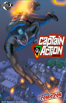 253. Captain Action: #2 (excl)