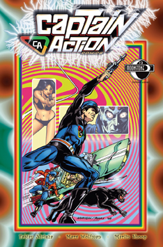 106. Captain Action: #3 (Ltd)