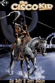 The Cisco Kid TPB: Hell's Gates