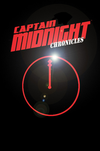 5.  Captain Midnight Chronicles HC