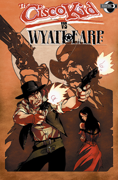 The Cisco Kid vs Wyatt Earp: #1