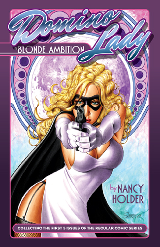 053. Domino Lady: Blonde Ambition HC