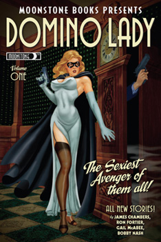 Domino Lady: Sex as a Weapon SC- JB