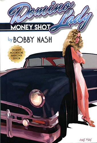 0. Domino Lady: Money Shot HC