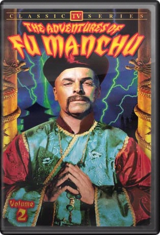 Advs of Fu Manchu vol.2 DVD
