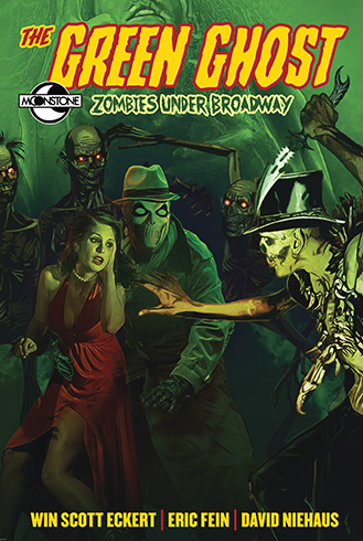 0. The Green Ghost: Zombies under Broadway