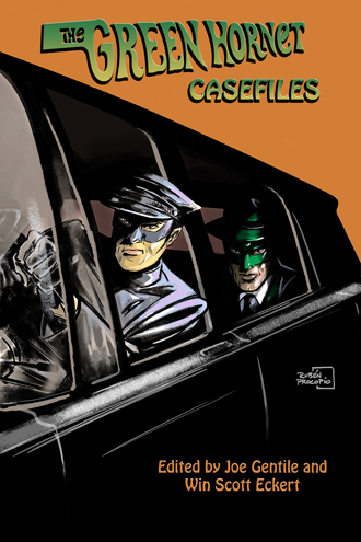 058. The Green Hornet Casefiles HC