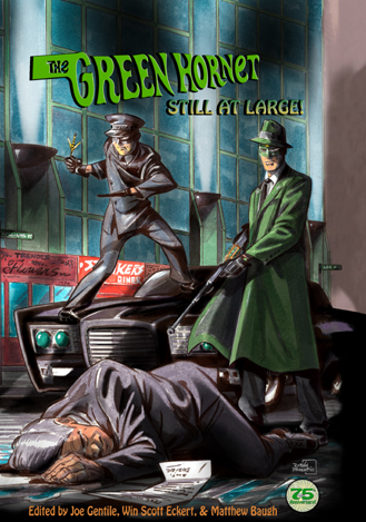 056. The Green Hornet: Still at Large (hc)