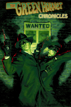 2. Green Hornet Chronicles Ltd HC