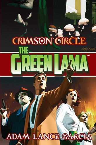 048. The Green Lama: Crimson Circle