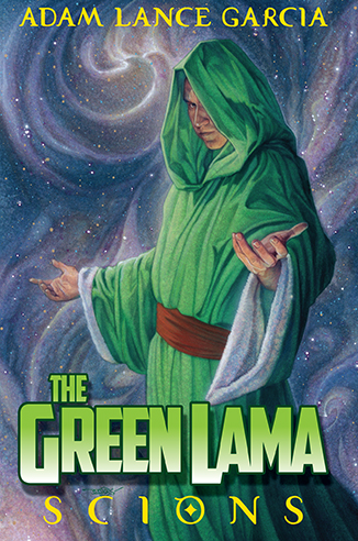 Green Lama: Scions (signed)