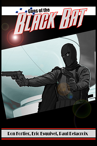 00. Guns of the Black Bat #1 (B)