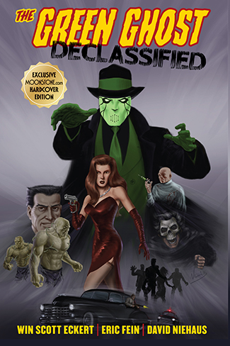 0. The Green Ghost: Declassified Exc HC