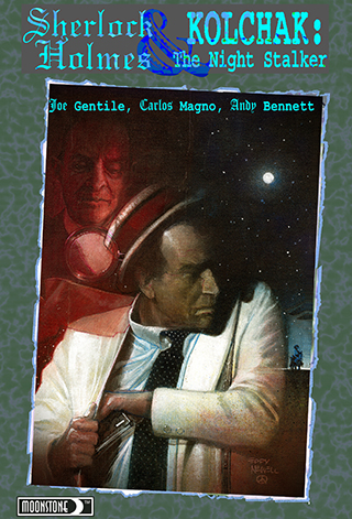 00. Holmes-Kolchak graphic novel exclusive HC