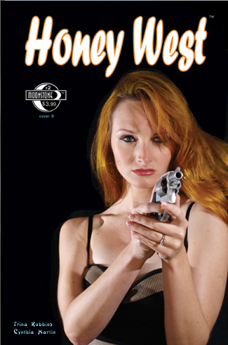498. Honey West #2 (B)