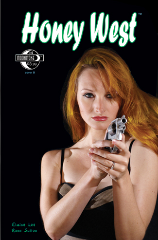 492. Honey West #4B
