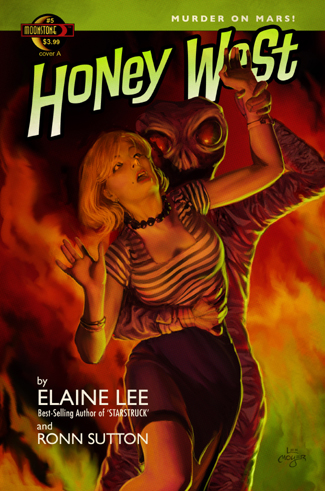 055. Honey West #5 (A)