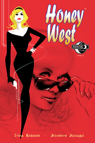 052. Honey West #6A