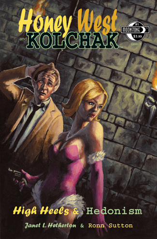 005. Honey West/Kolchak (B)