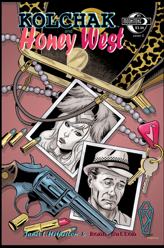 006. Honey West/Kolchak