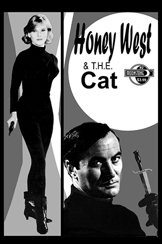 0.51 Honey West & T.H.E. Cat #2 (B)