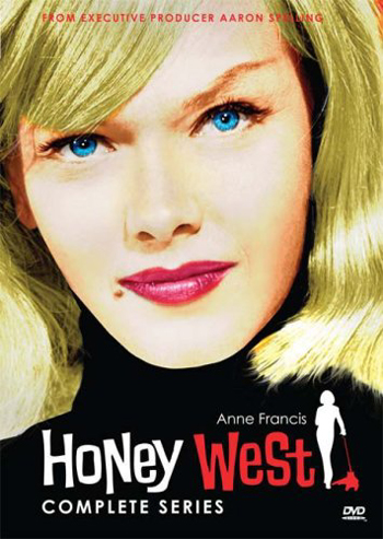 Honey West complete series DVD