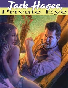 Jack Hagee Private Eye: TPB