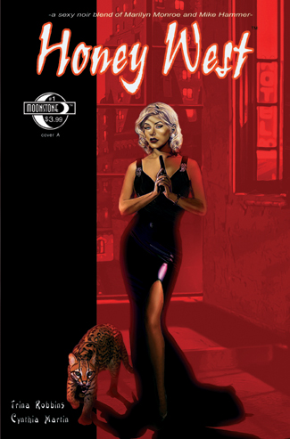 500. Honey West #1A