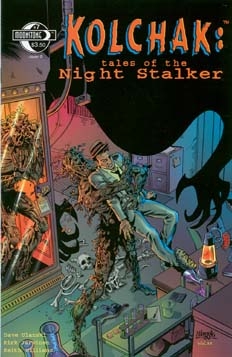 Kolchak: Tales of the Night Stalker: #7B