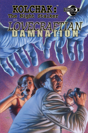 301. Kolchak Lovecraft Damnation (B)