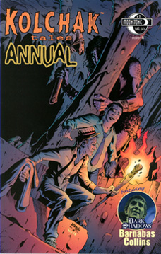 403. Kolchak: The Night Stalker: Annual #1B