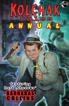 403. Kolchak: The Night Stalker: Annual #1C