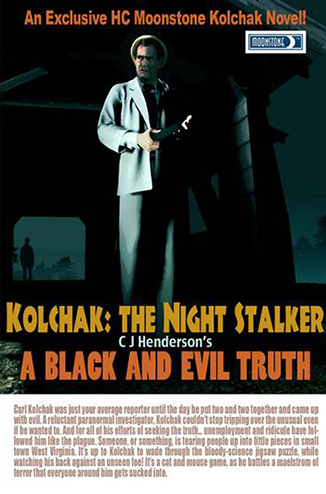 Kolchak: Black & Evil Truth HC
