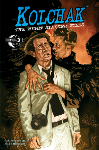 293. Kolchak: Night Stalker Files #1(A)