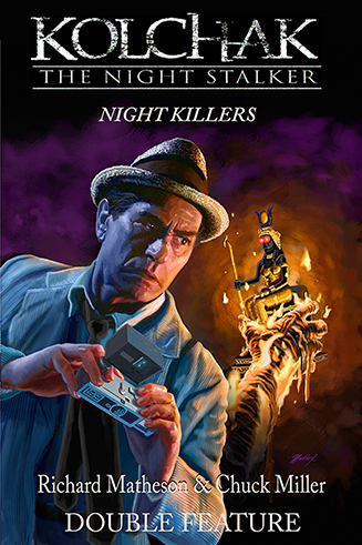 0. Kolchak: Double Feature Novel: Night Killers