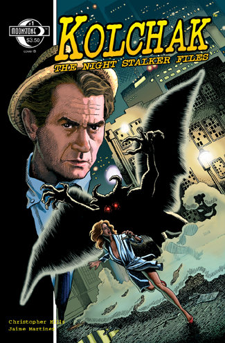 294. Kolchak: Night Stalker Files #1(B)