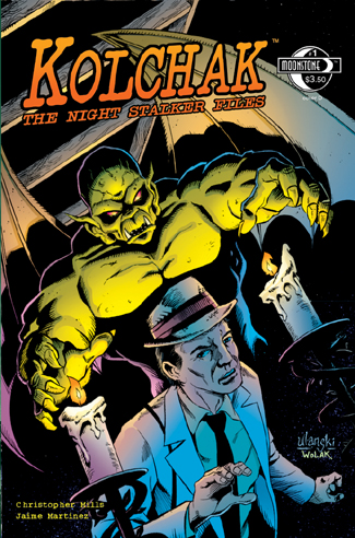 296. Kolchak: Night Stalker Files #1(D)