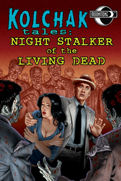 421. Kolchak: Night Stalker of the Living Dead #3