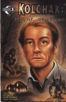 Kolchak: Tales of the Night Stalker: #3A