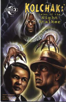 Kolchak: Tales of the Night Stalker: #4A