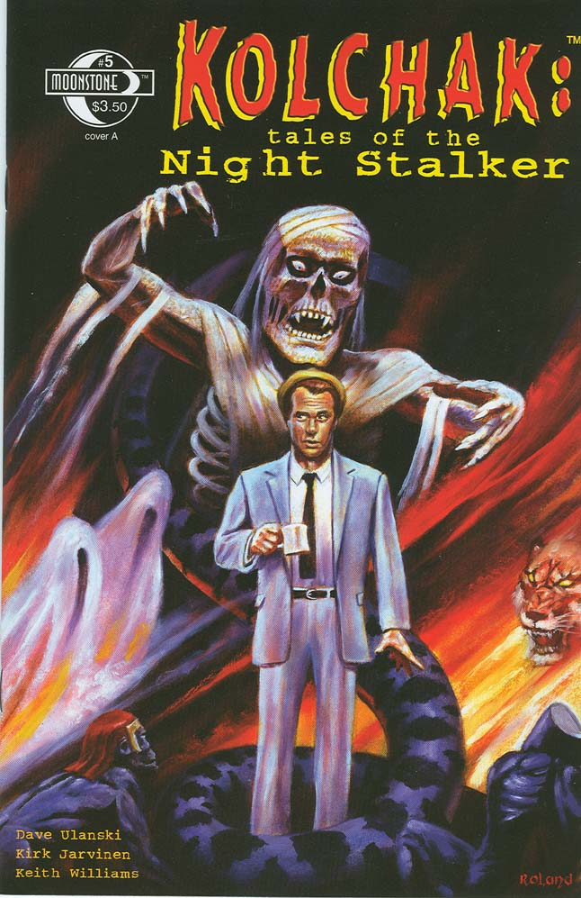 Kolchak: Tales of the Night Stalker: #5A